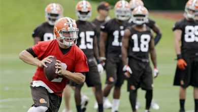 Photo of Manziel Scores as NFL's Top-Selling Jersey