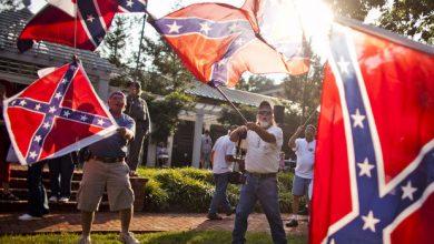 Photo of Virginia Campus Removes Confederate Flags