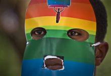 Photo of Ugandan Gay People 'Abused by Police'