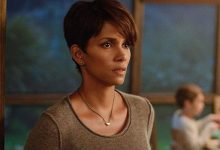 """Photo of Halle Berry on Role as Pregnant Astronaut in New Series """"Extant"""""""