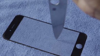 Photo of iPhone 6's 'Stab-Proof' Sapphire Display Shown Off in New Leaked Video