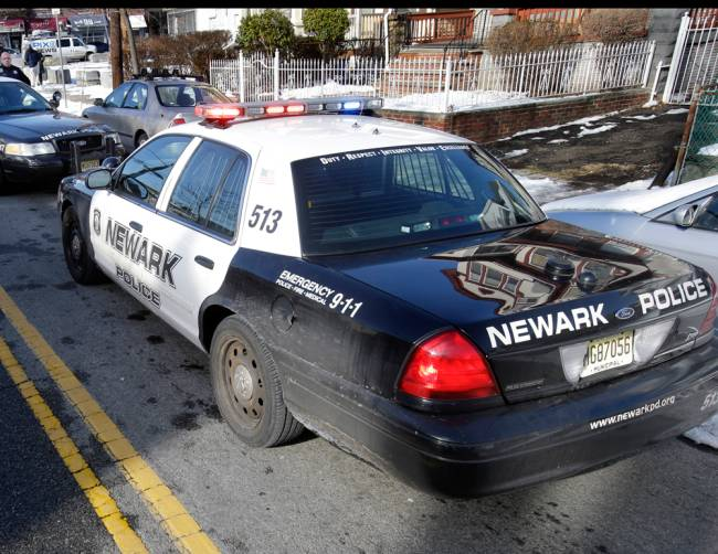 Newark's police department will undergo independent monitoring. (AP File Photo)