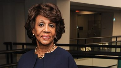 Photo of Rising (Maxine) Waters
