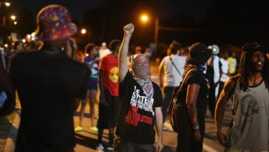 Photo of An Eyewitness Account of Violence in Ferguson, Mo.