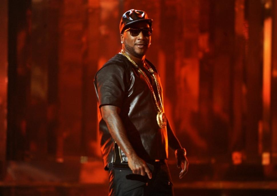 Young Jeezy at the 2013 BET Awards Show (Frank Micelotta/Invision/AP)