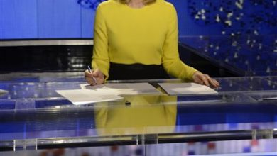 Photo of Diane Sawyer Exits as ABC's Evening News Anchor