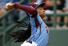 Photo of Mo'ne Davis to Donate Jersey to Hall of Fame