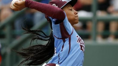 Photo of A Day in the Life of Mo'ne Davis, Reluctant Cover Girl
