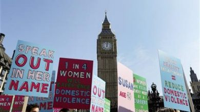 Photo of Europe in Push to Stop Violence Against Women