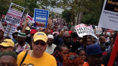 Photo of Thousands March on Staten Island for Eric Garner