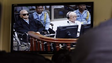 Photo of Cambodia Tribunal Convicts Khmer Rouge Leaders