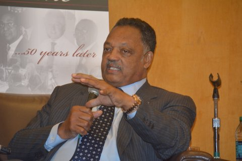 Jesse Jackson at SCLC 2014 convention in Birmingham, Ala. (Ann Ragland/NNPA)
