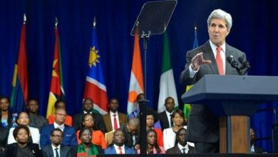 Photo of Kerry and Biden Urge African Leaders to be More Open