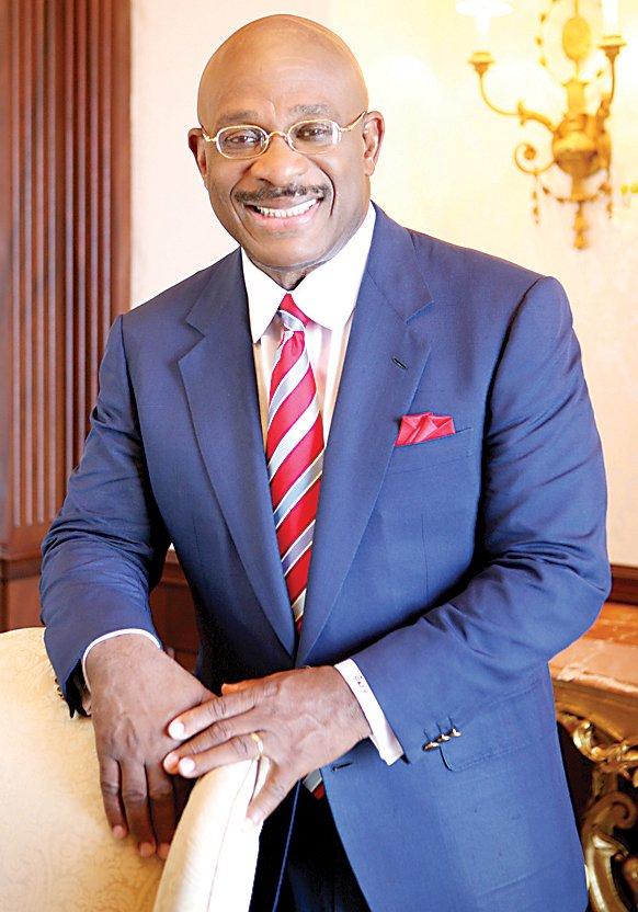 Super attorney Willie Gary (Courtesy Photo)