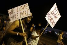 Photo of New Michael Brown Video Sparks Protests in Ferguson