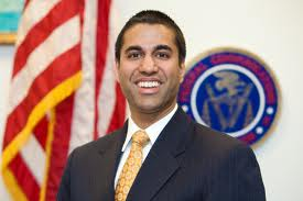 Ajit Pai (Courtesy of Federal Communications Commission)