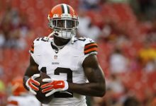Photo of Source: Gordon Files Grievance Against Browns for Suspension
