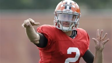 Photo of With or Without Johnny Manziel, the Browns Offense Looks Bad