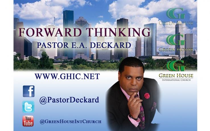Pastor E.A. Deckard