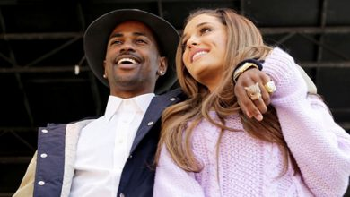 Photo of Big Sean 'Split from Ariana Grande Because She Was Immature – and Justin Bieber Hug Was Calculated'