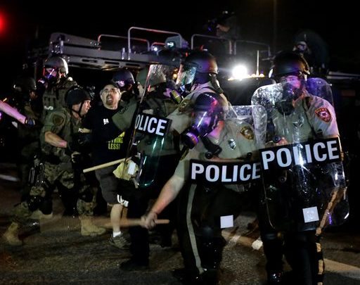 Photo of At Least 5 Ferguson Officers Apart from Brown Shooter Have Been Named in Lawsuits