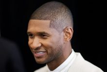 Photo of Usher 'Overwhelmed' by Supporters of Foundation