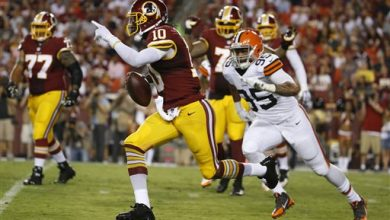 Photo of NFL Preseason: Mixed Bags by Robert Griffin III, Johnny Manziel on MNF