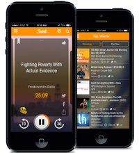 Photo of Apple Acquires and Shutters Podcasting App Swell