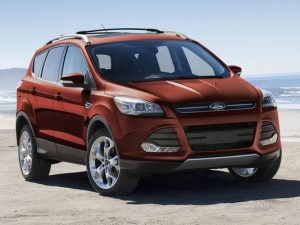 The hot-selling 2014 Ford Escape compact SUV is one of the about 850,000 vehicles recalled by Ford for a problem that could keep the airbags from deploying.