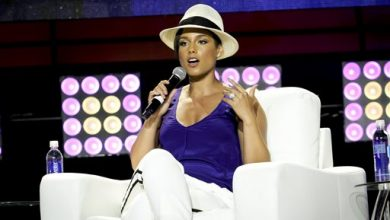 Photo of Alicia Keys to Sing at Ruby Dee Memorial in NYC