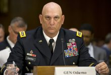 Photo of Army Commanders: White Men Lead a Diverse Force