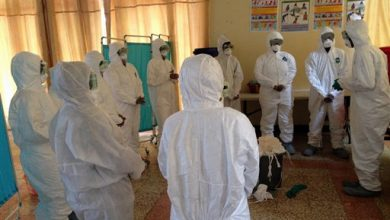 Photo of From Ebola Front Line: Teaching How to Stay Safe