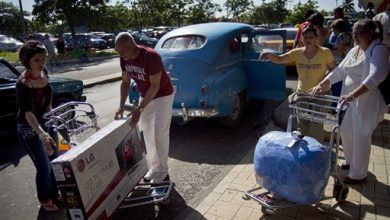 Photo of Cuba Cracks Down on Goods in Travelers' Luggage