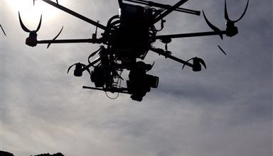 Photo of Drones for Moviemaking Win FAA Approval