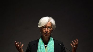 Photo of IMF's Lagarde Says Women Vital for Global Recovery