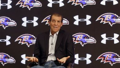 Photo of Bisciotti's Tasteless Press Conference Fails to Deliver Answers