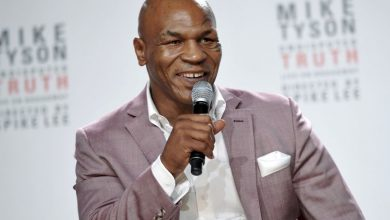 Photo of Mike Tyson Directs Vulgarities at Canadian TV Host