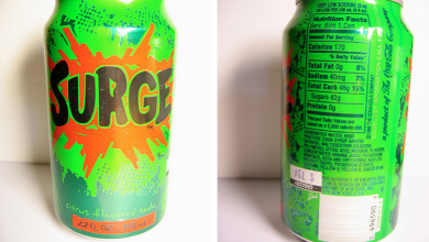 Photo of Surge, Everyone's Favorite '90s Soda, is Back, and it's Already Selling Like Crazy