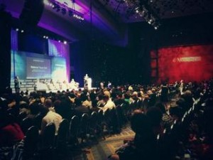 Congressional Black Caucus Foundation's National Town Hall meeting