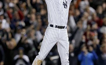 Photo of Scripted: Jeter Wins it for Yanks in Home Farewell