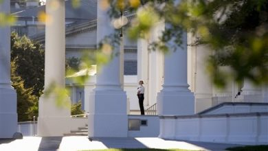 Photo of Secret Service Arrests Armed Woman Outside White House