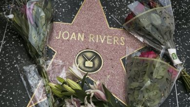 Photo of Joan Rivers Lauded as Pioneer for Female Comics