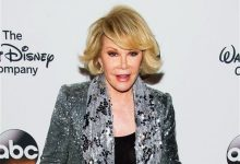 Photo of Comedian Joan Rivers Dead at 81