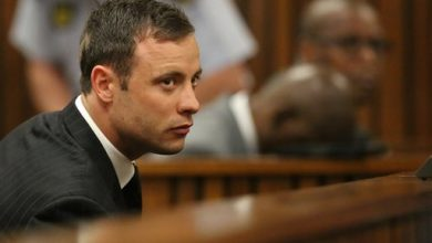 Photo of Judge in Pistorius Trial Faces Criticism