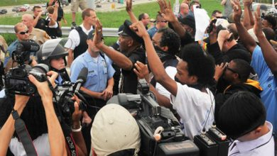 Photo of More Arrests as Protesters Await Ferguson Grand Jury Decision