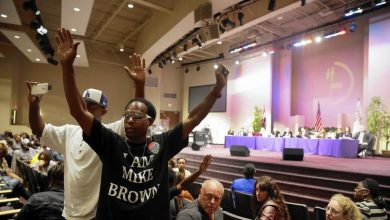 Photo of Ferguson Plan for Police Oversight Board is Derided as 'Insulting'