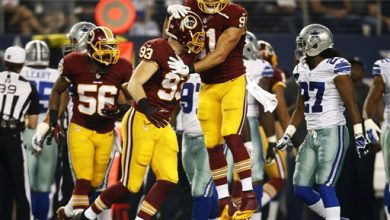 Photo of Redskins End Cowboys' 6-Game Streak, 20-17 in OT