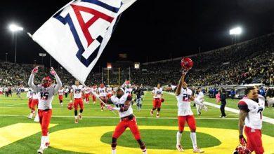 Photo of Arizona Upsets No. 2 Oregon Again, 31-24