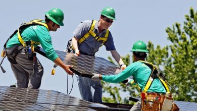 Photo of SolarCity to Finance Rooftop Panels in Shift From Leasing