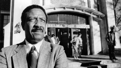 Photo of Norward Roussell, Leader of Selma Schools in Turbulent Time, Dies at 80